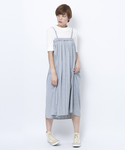 MILKFED. | 2WAY CAMISOLE SKIRT(スカート)