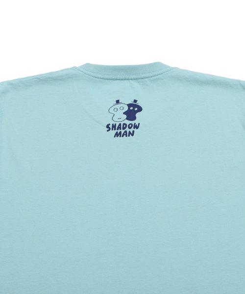 ベーシックTシャツ/シャドーマン