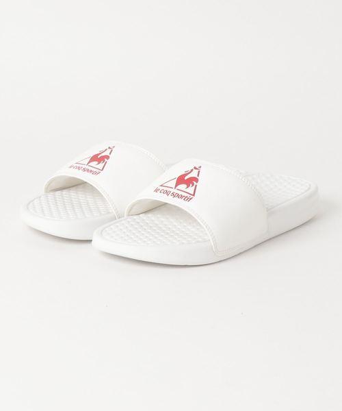 le coq sportif(ルコックスポルティフ)の「ルコックシャワーサンダル(サンダル)」|ホワイト
