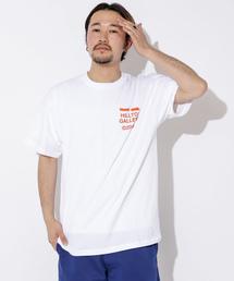 Dunno(ドノウ)の【Dunno/ダノウ】AuroraTee(Tシャツ/カットソー)