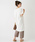 Discoat(ディスコート)の「USコットン裾スリットワンピース/ロングTシャツ/チュニック/ビッグTシャツ(ワンピース)」|詳細画像