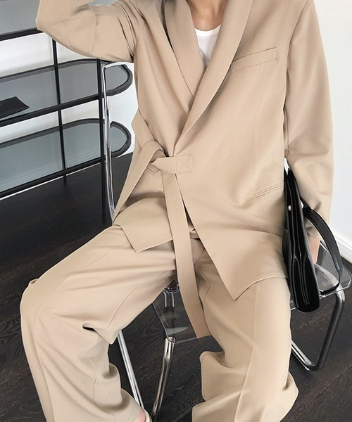 【chuclla】Cache coeur design jacket cb-3 chw1173