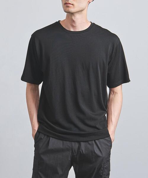 <SOVEREIGN(ソブリン)>  REDA アクティブ ウール Tシャツ