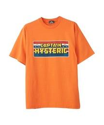 CAPTAIN HYS Tシャツオレンジ
