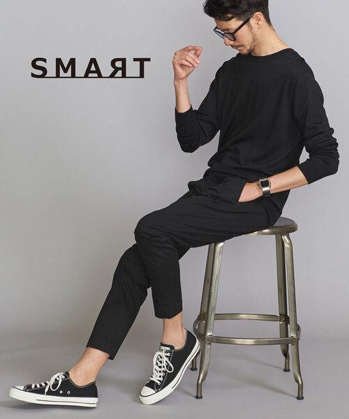 【WEB限定 WARDROBE SMART】by チノ ストレッチ スキニー クロップドパンツ