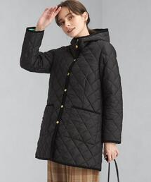 <Traditional Weatherwear> ARKLEY フード コート