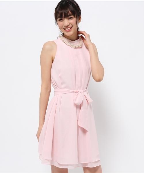 【第1位獲得!】 【セール】スタンドビジューアメスリドレス/パーテイドレス(Tシャツ/カットソー)|Debut セール,SALE,Debut de Fiore(デビュー de・ド・フィオレ)のファッション通販, しーえるCL ウェディングドレス:1457faf4 --- svarogday.com