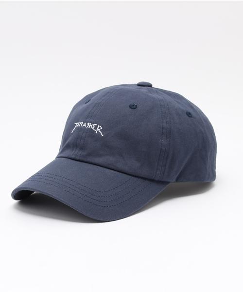 THRASHER(スラッシャー)の「THRASHER   WASH CAP(キャップ)」|ネイビー 56b4381a076