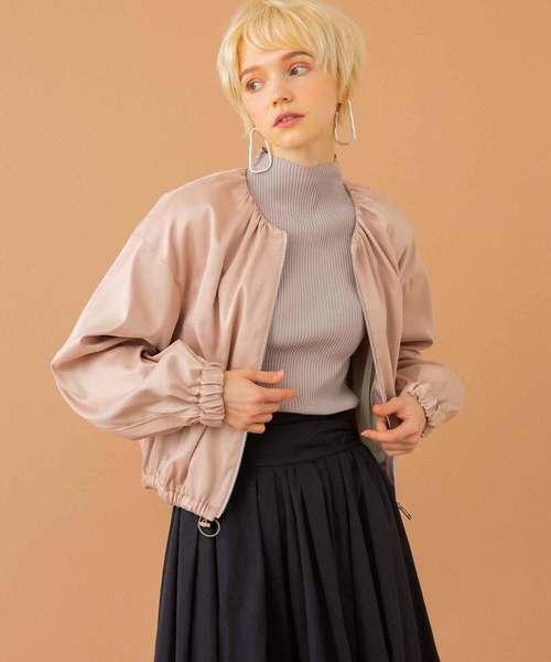 大特価 TOKYO UNITEDギャザーブルゾン(ブルゾン)|UNITED TOKYO(ユナイテッドトウキョウ)のファッション通販, moncachette:17f006c0 --- blog.buypower.ng