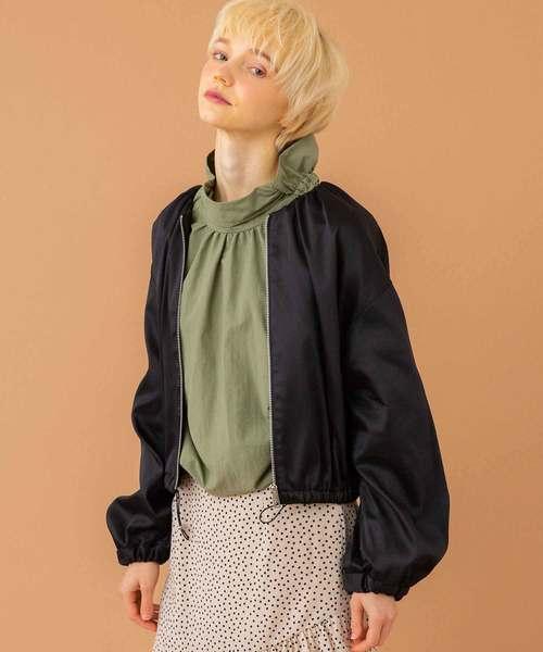 本物保証!  UNITED TOKYOギャザーブルゾン(ブルゾン) UNITED TOKYO(ユナイテッドトウキョウ)のファッション通販, 萩市:a239a84e --- blog.buypower.ng