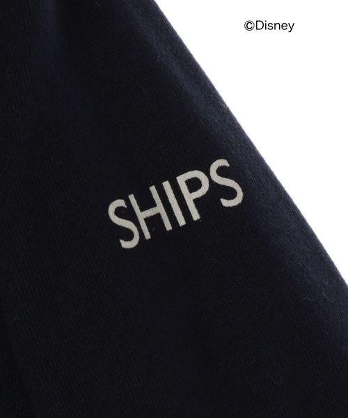 SHIPS KIDS:ミッキー90thデザイン スウェット(100~130cm)