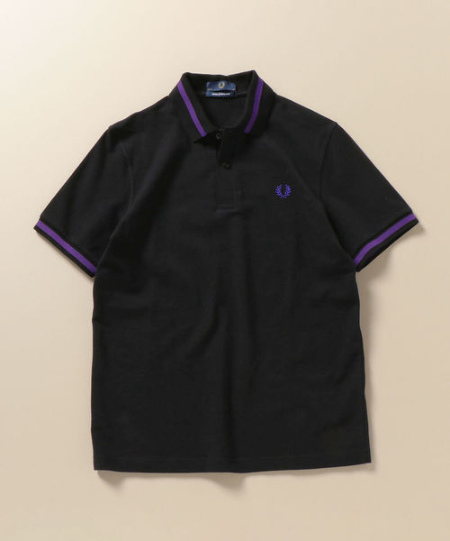 FRED PERRY: SHIPS 別注 ENGLAND ポロシャツ 20SS