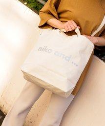 niko and...(ニコアンド)のオリジナルニコロゴトート/2WAY(トートバッグ)