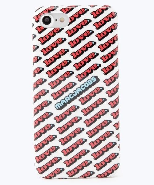 d66420f319 MARC JACOBS(マークジェイコブス)の「PHONEケース/ラブ スマートフォン カバー ケース iPhone7