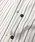 London Denim(ロンドンデニム)の「コットン ブロード フロント ドットボタン ストライプ コーチ シャツ(シャツ/ブラウス)」|詳細画像