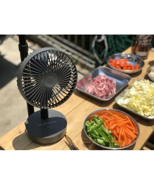 【50/50WORKSHOP】PERSONA  扇風機