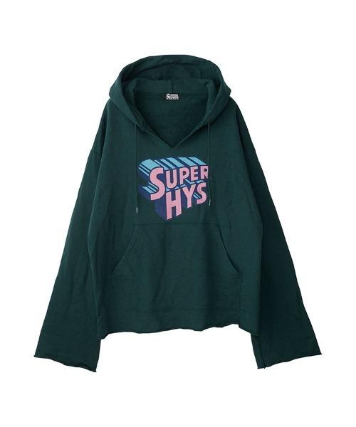 SUPER HYS パーカー