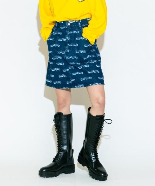 CANDYS DENIM スカート