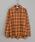 CIAOPANIC(チャオパニック)の「綿テンセルビエラチェックシャツ/ネルシャツ/ビッグシルエット/WEB限定カラーあり(シャツ/ブラウス)」|イエロー
