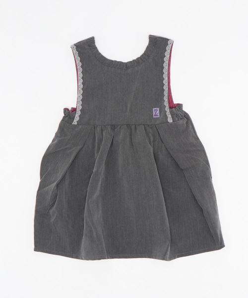 [100-130]前後2WAYジャンパースカート
