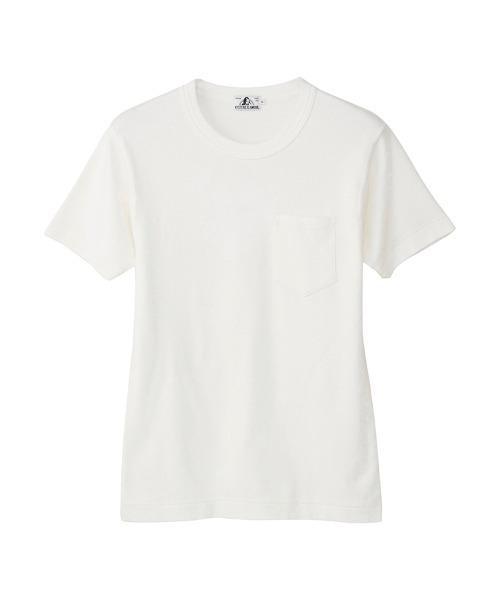HYS FANTASIES ポケット付きTシャツ