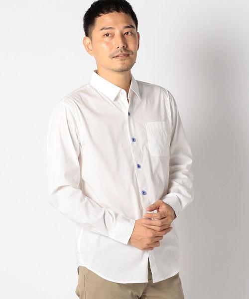 SU: 美濃焼ボタン シャツ