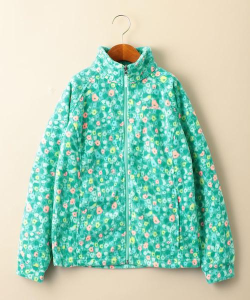 【ジュニア】〔WEB限定〕Columbia(コロンビア)ハナガラジップジャケット