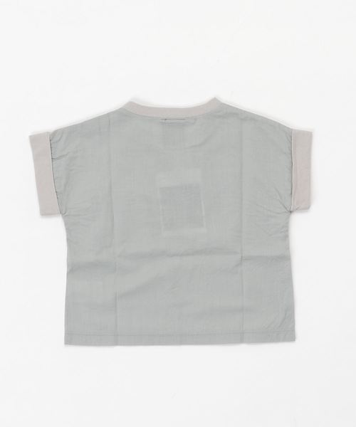 30/-ビッグポケット Tシャツ