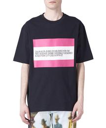 "CALVIN KLEIN JEANS ESTABLISHED.1978(カルバン クライン ジーンズ エスタブリッシュ1978)のCALVIN KLEIN JEANS ESTABLISHED.1978 ""LOGO SS""Tシャツ(Tシャツ/カットソー)"