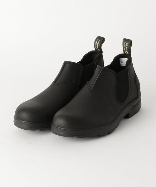 <Blundstone> CLASSICS LOW-CUT レザーサイドゴア/ブーツ