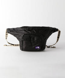 <THE NORTH FACE PURPLE LABEL> LOGO TAPE W/BAG/ウエストバッグ □□