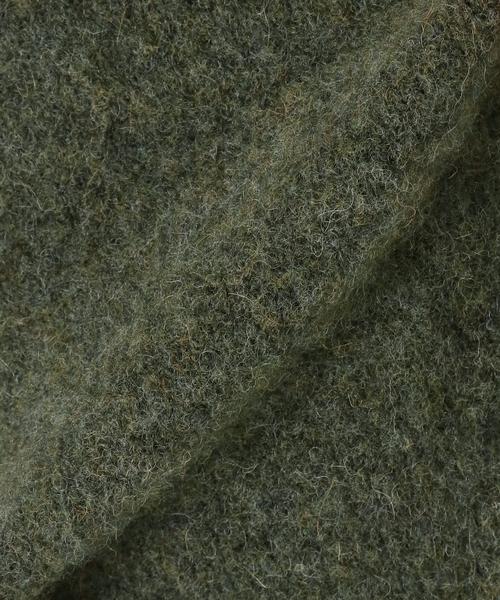 417 EDIFICE(フォーワンセブンエディフィス)の「メランジ モックネック(ニット/セーター)」|詳細画像