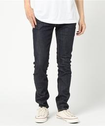 Nudie Jeans(ヌーディージーンズ)のTHIN FINN / Dry Ecru Embo (レングス32)(デニムパンツ)
