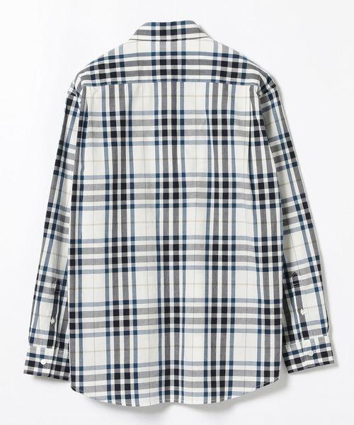 BEAMS / ブロード チェック ミニレギュラーシャツ