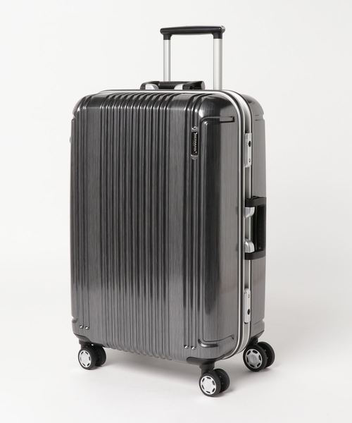 【予約販売品】 【BERMAS/バーマス】PRESTIGE II 4輪フレーム52L(スーツケース/キャリーバッグ)|SAC