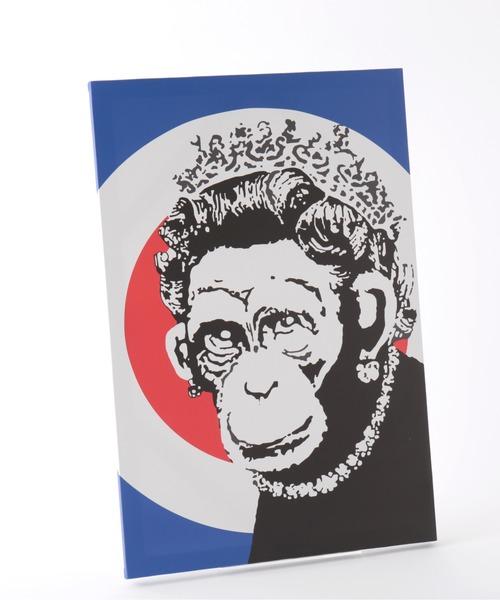 ABBEY MARKET(アビーマーケット)の「バンクシー アートキャンバス(インテリア雑貨)」|その他2