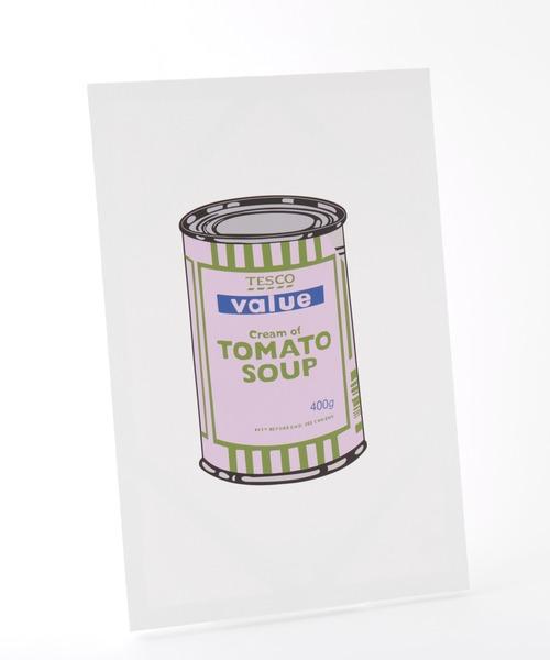 ABBEY MARKET(アビーマーケット)の「バンクシー アートキャンバス(インテリア雑貨)」|ライトピンク