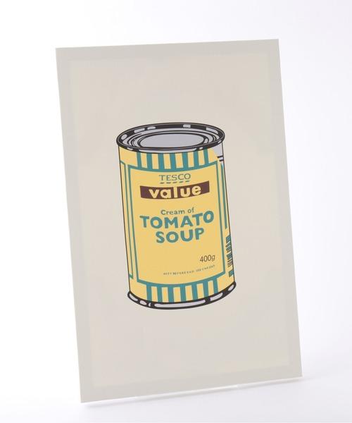 ABBEY MARKET(アビーマーケット)の「バンクシー アートキャンバス(インテリア雑貨)」|イエロー系その他2