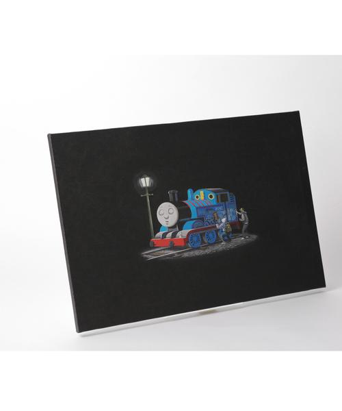 ABBEY MARKET(アビーマーケット)の「バンクシー アートキャンバス(インテリア雑貨)」|ブラック