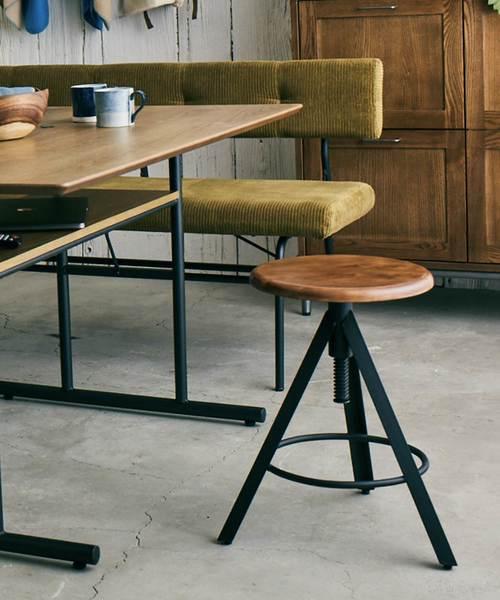 journal standard Furniture (ジャーナルスタンダードファニチャー)の「CHINON STOOL シノンスツール ◎(家具)」|その他
