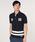 McGREGOR(マックレガー)の「T/Cデコレーション半袖ポロシャツ(ポロシャツ)」|ネイビー