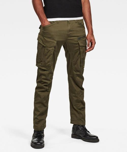 e6f5b0cae2adc Rovic Zip 3D Tapered Pants(カーゴパンツ)|G-STAR RAW(ジースター ...