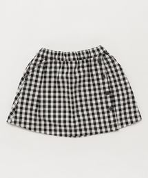 petit main(プティマイン)のフロントボタンスカート(スカート)