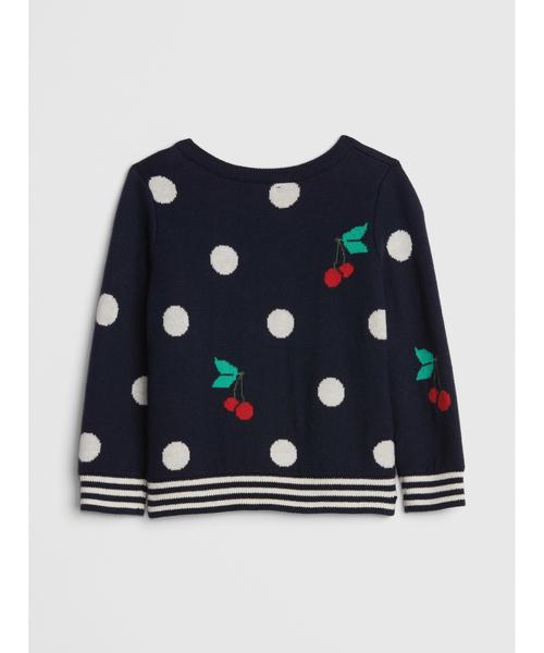 チェリーセーター