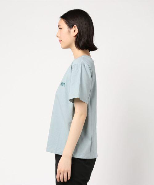 superロゴTシャツ