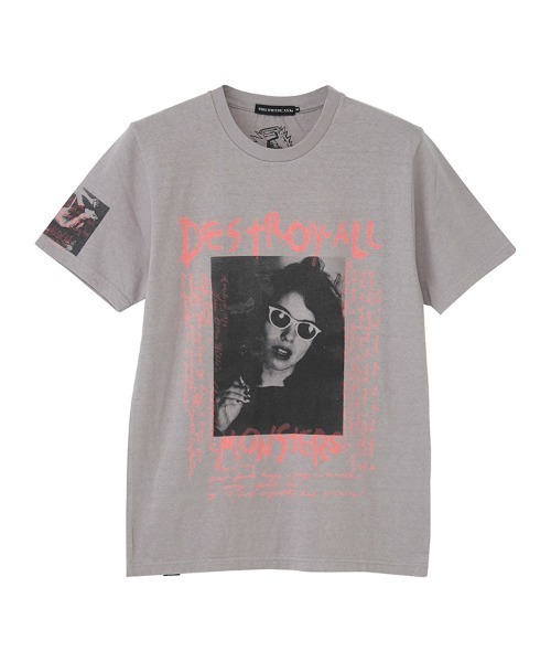 DESTROY ALL MONSTERS/DIARY 2 Tシャツ