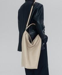 【chuclla】Square shoulder bag cha192アイボリー