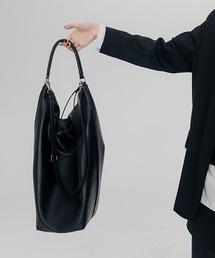 【chuclla】Square shoulder bag cha192ブラック