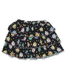 KOZIK/POP & DRUG SCRATCH総柄 スカート【L】