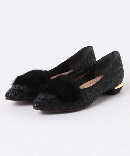 100%安い 【セール TWELVE】ラビットファーパンプス(パンプス)|MouRINGe(ムラング)のファッション通販, ヒガシムラヤマシ:cbef020c --- hundeteamschule-shop.de